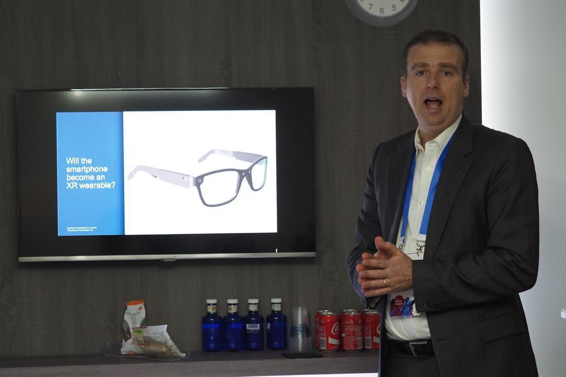 专访高通Hugo Swart:下一代XR的计算性能将超越高端智能手机