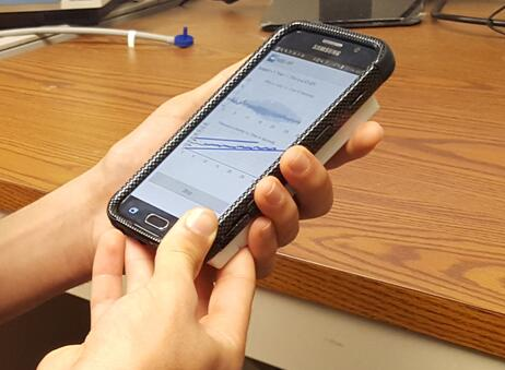 可集成于智能手机的新型血压传感器问世