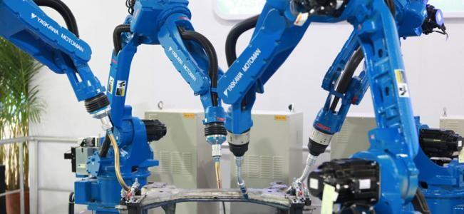 安川电机正式向中国工业机器人企业出售核心零部件