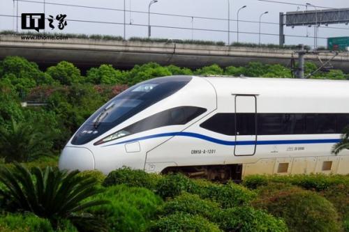 京张高铁将实现智能高铁,包括自动驾驶技术