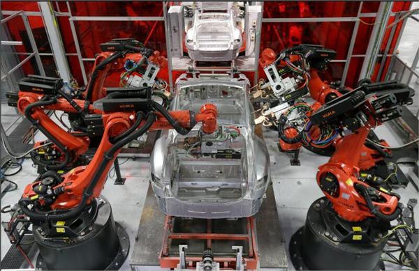 中国机器人产业竞争力远超韩国 但后者自动化程度最高