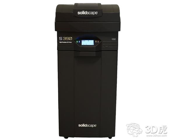 Solidscape发布用于珠宝市场的S390高精度3D打印机