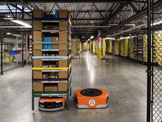 "Intelligent Robots:仓储机器人不应""高大上"" 而应""快稳省"""