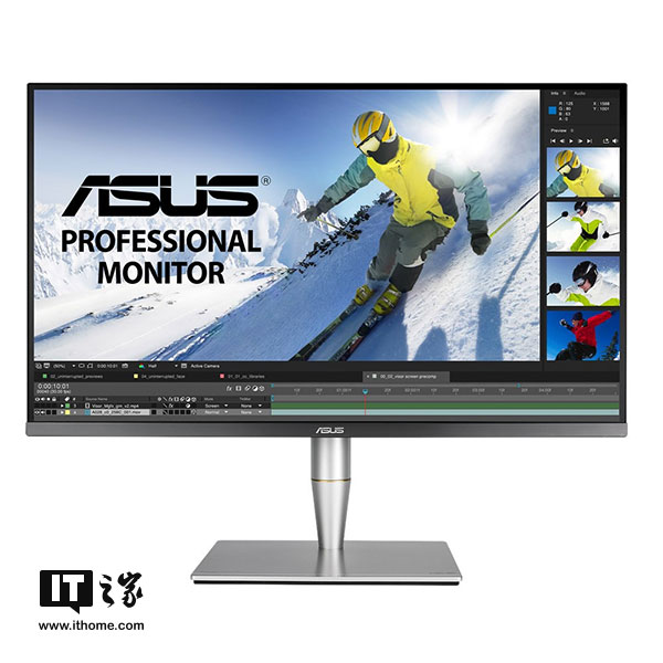 华硕推出PA32UC专业显示器:为图形工作者打造