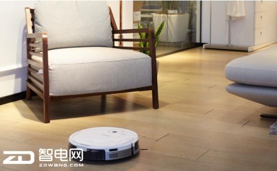 科沃斯机器人亮相AWE 并发布Smart Eye视觉导航技术