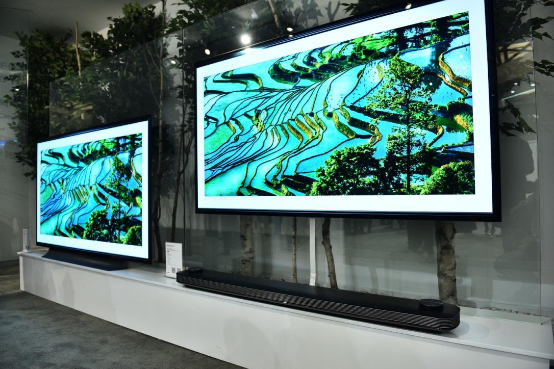 LG推出α9 AI芯片 打造OLED电视视听至高境界