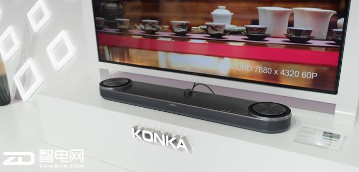 康佳AWE推8K电视 400亿收入能否如愿