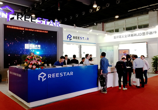 REESTAR国内首秀惊艳广州展 打造高端自主品牌
