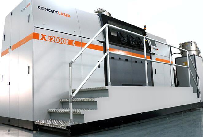亚洲首台、国际成形尺寸最大金属3D打印设备落户鑫精合