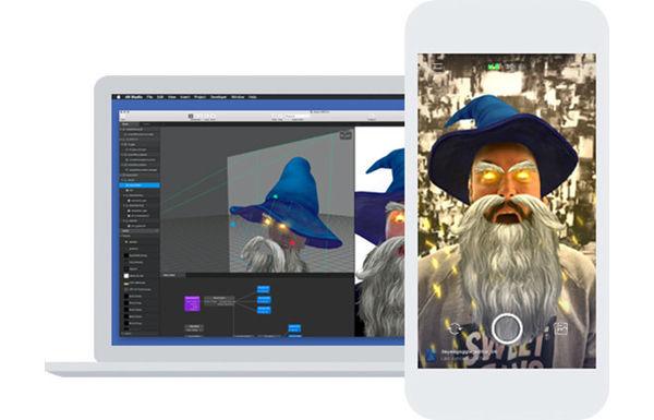 曝Facebook在测试基于标记打造的AR特效软件!