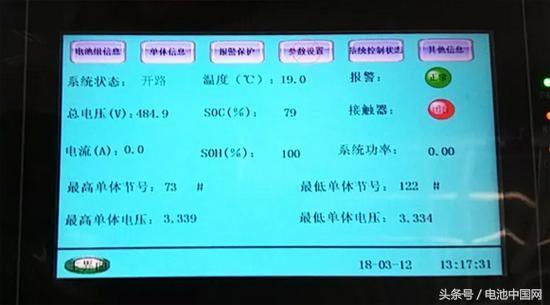 猛狮科技旗下江苏泰霸电源55kWh锂电储能系统投入运行