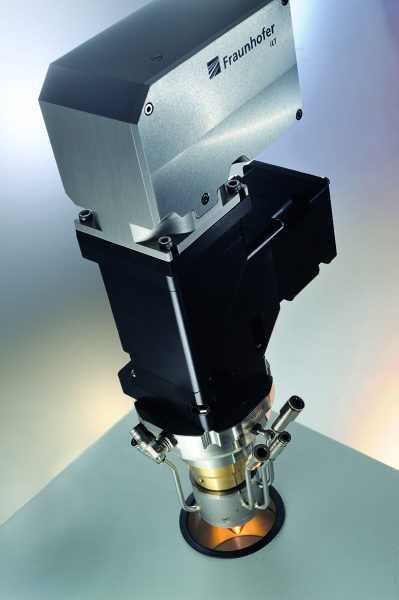 Fraunhofer ILT改进金属激光沉积(DED)工艺的质量保证