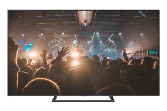 三星电视推全球首个8K AI技术 画质、音效实现定制化