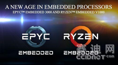 AMD嵌入式发力边缘计算