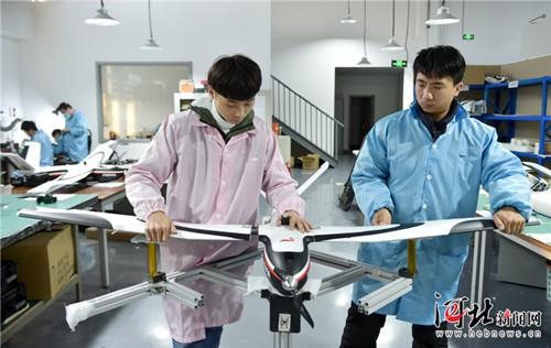 香河:大力发展特种机器人产业集群