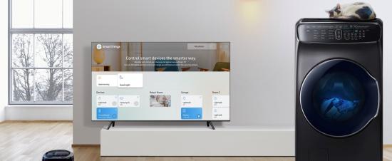 """三星QLED TV""""智能观"""":为科技做加法 为生活做减法"""