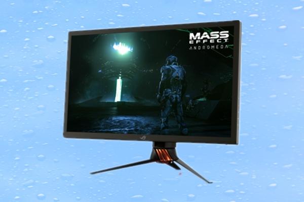 宏碁/华硕4K电竞显示器将于三季度上市:144Hz G-Sync