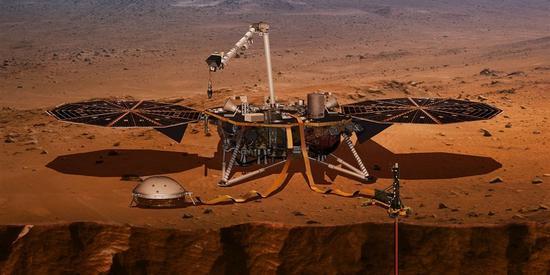 美将发射火星内部探测器