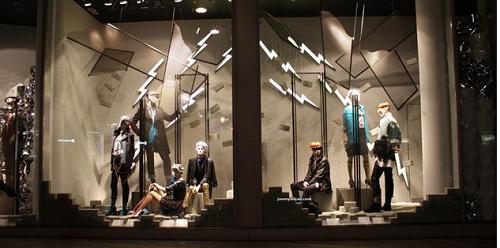 Zara为店铺安装AR显示屏 吸引网购成瘾的年轻一代