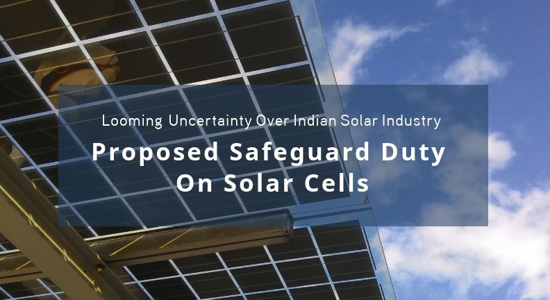 反倾销税不确定性致印度2.2GW太阳能招标延迟