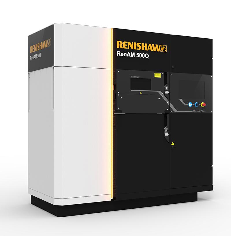 雷尼绍:面对残酷的3D打印市场,我们有足够的竞争力