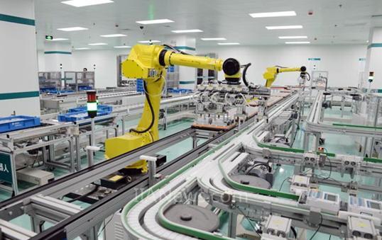 智能制造促进新一轮产业升级