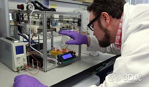 OxSyBio募集1千万美元开发生物3D打印平台 解决供体器官短缺