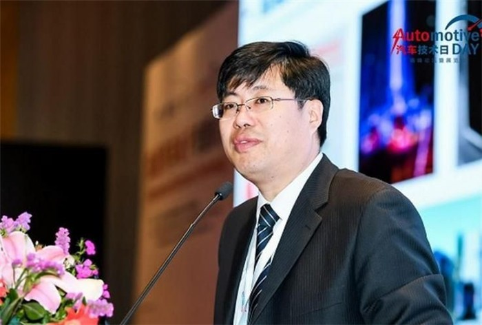 杨殿阁:高级别自动驾驶所需要的关键技术突破