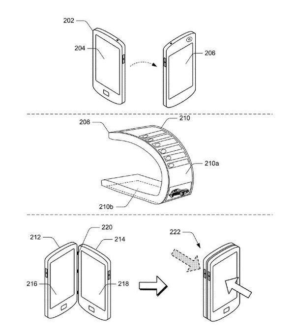 又有黑科技!微软新专利暗示新手机支持背部触控
