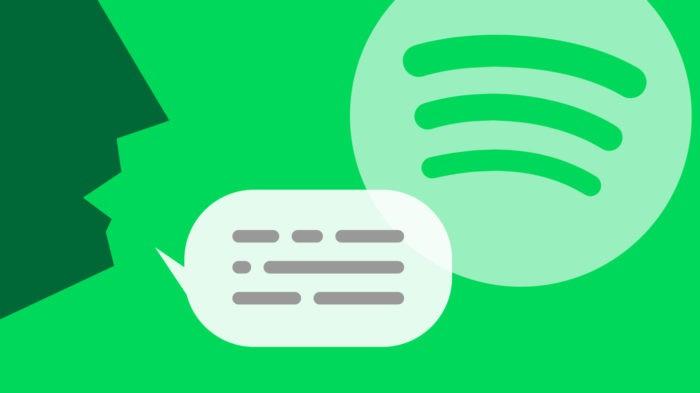 potify测试语音功能,为智能音箱打下基础