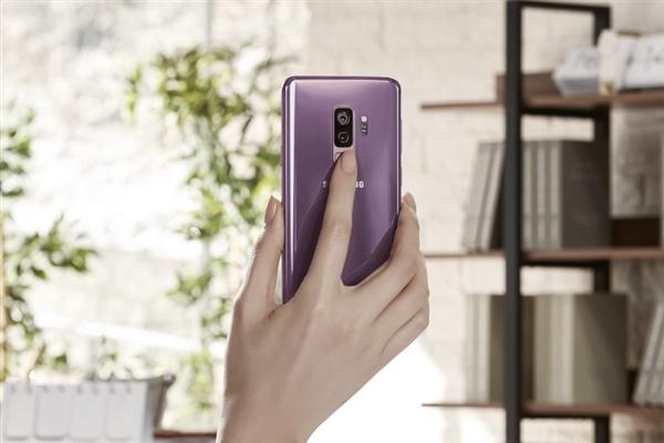 三星Galaxy S10首曝光:终上媲美iPhone X人脸识别