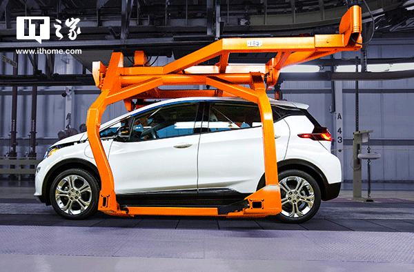 为量产自动驾驶汽车 通用投1亿多美元升级工厂