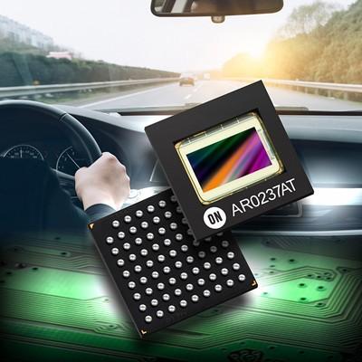 安森美半导体推出符合AEC-Q100认证的图像传感器 经优化用于OEM配备的车载DVR摄像机