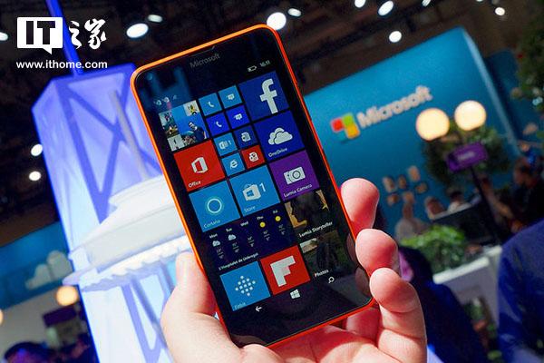 Windows 10 Mobile预览版15254.313更新推送