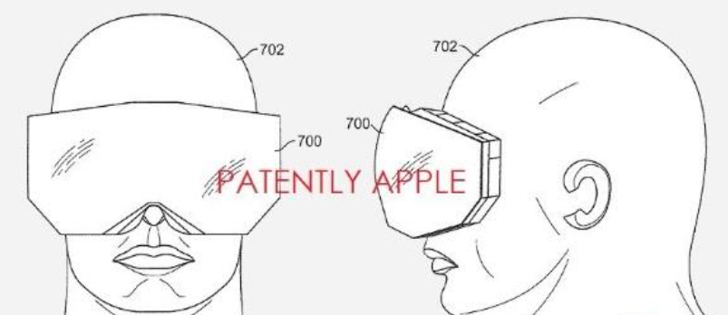 苹果为VR头显增加显示屏双重扫描模式
