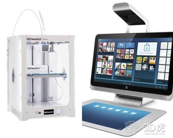 Ultimaker Cura集成了HP 3D扫描软件 以简化3D打印过程