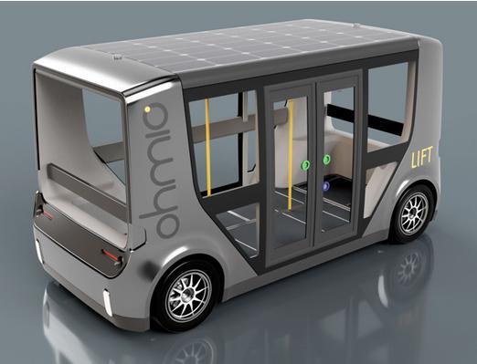 Ohmio打造无人驾驶车辆 将参与基督城机场路测计划