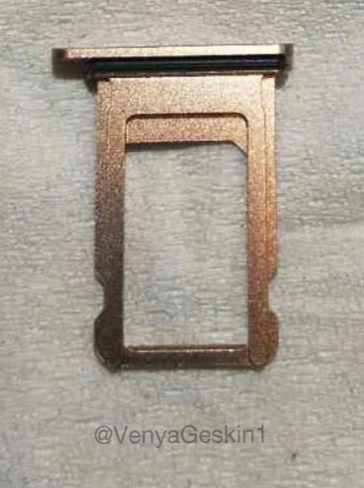 有图有真相 腮红金版iPhone X开始量产