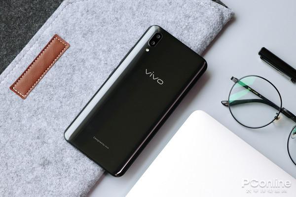 这颜值没谁了 vivo X21屏幕指纹手机评测
