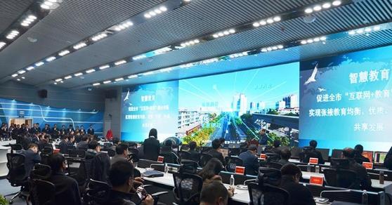 高新兴张掖市智慧城市取得阶段性进展