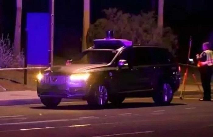 美国警方称事故责任或不在Uber 全球首例自动驾驶撞人致死案要反转?