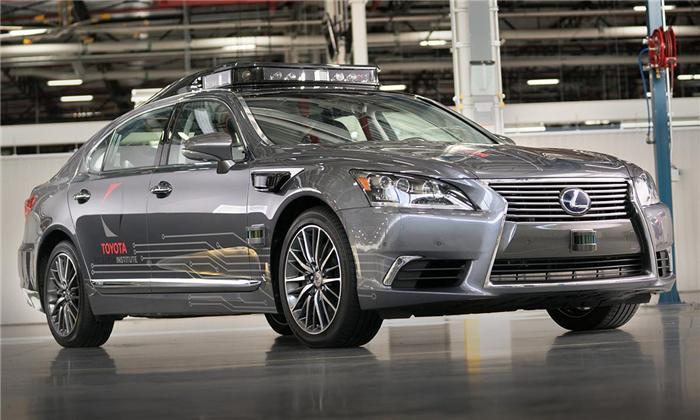 Uber撞人事件之后 丰田暂停在美全自动驾驶测试