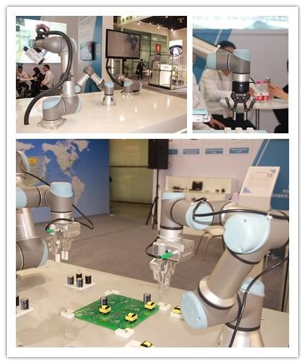 工業4.0模式突襲,機器人群聚電子制造業