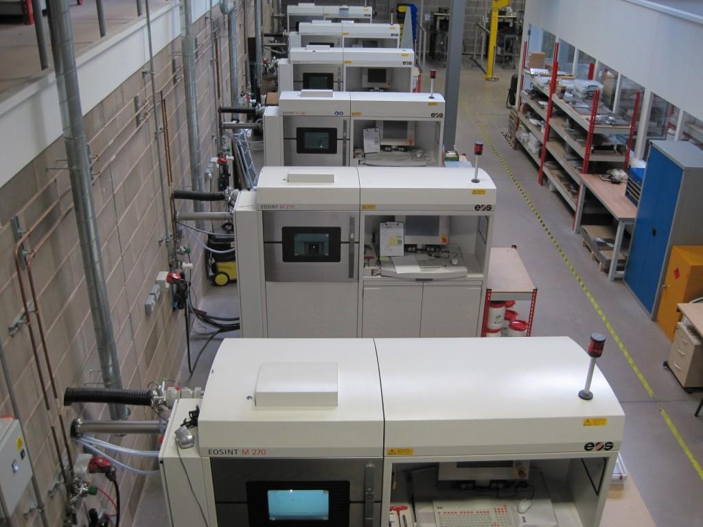 西门子投资3千万欧元在英国伍斯特增材制造中心
