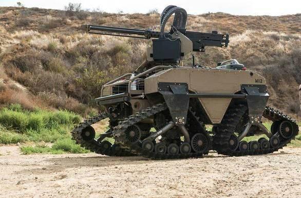 美刊:美军应开发机器人对付中俄 否则军事优势尽失