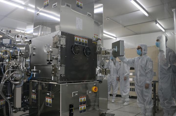 发力光电显示材料研发与产业化 宁波激智创新材料研究院投用