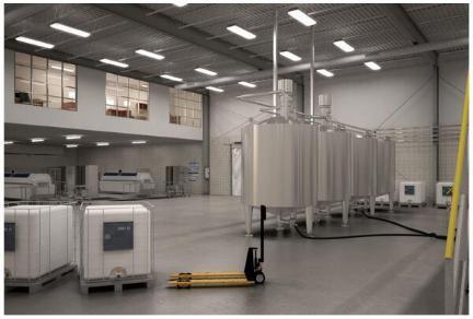 LED为何能在工业照明中迅速普及?