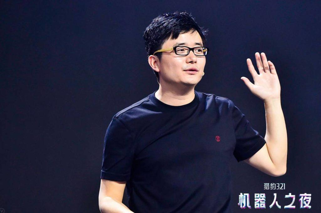 """猎豹发布五款""""机器人""""产品,傅盛眼中的 AI 生产力和区块链生产关系齐了"""