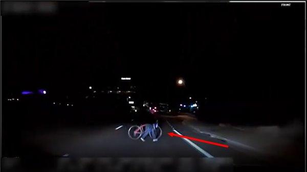 美警方公布Uber无人车撞人视频,还原事件经过