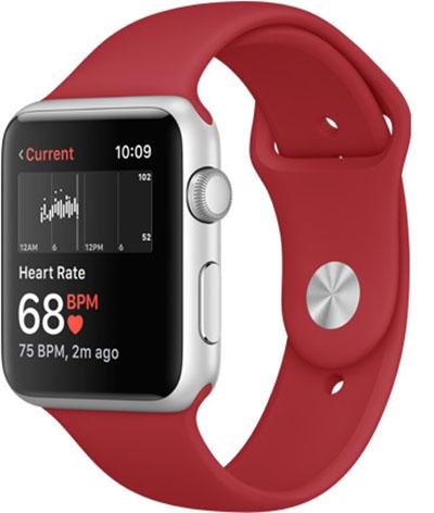 Apple Watch可检测心律异常:准确度高达97%